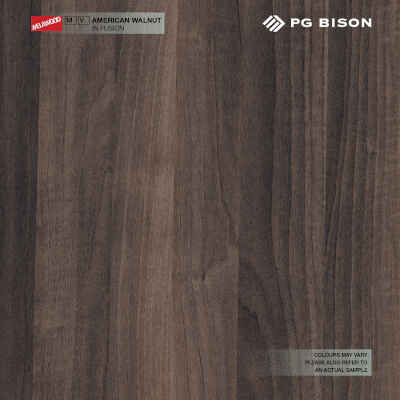 Melawood Value American Walnut Melamine